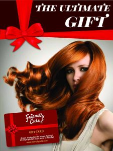 Friendly Cuts Gift Cards